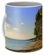 Stairway To The Sea Coffee Mug