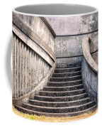 Stairway To The Unknown Coffee Mug by Sandra Bronstein