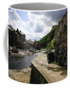Staithes Harbour Coffee Mug