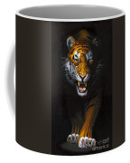 Stalking Tiger Coffee Mug