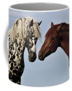 Stalllion Buddies Coffee Mug
