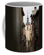 Stamped Bell Tower Coffee Mug