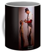 Stan Musial Mural Coffee Mug
