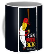 Stan Musial St Louis Cardinals Coffee Mug