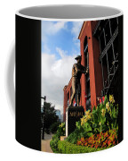 Stan Musial Statue Coffee Mug