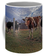 Stand Yer Ground Coffee Mug by Skip Willits