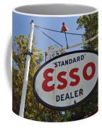 Standard Esso Dealer Coffee Mug