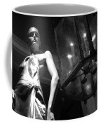 Standing Guard On Rodeo Drive Coffee Mug
