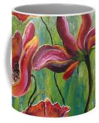 Standing High Coffee Mug