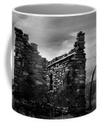 Standing In Silence Coffee Mug