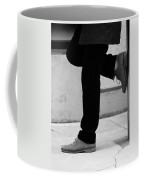 Standing Motion  Coffee Mug