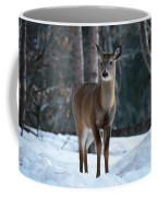 Standing Still Coffee Mug