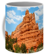 Standing Tall Coffee Mug by Denise Bird