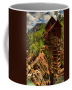 Standing Tall In Crystal Coffee Mug