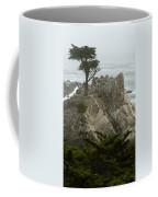 Standing Tall On The Rock Coffee Mug