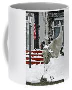 Standing Watch  Coffee Mug by Chris Berry
