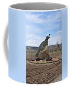 Standing Watch Of The Vineyard Coffee Mug