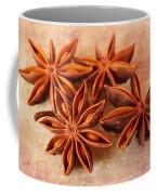 Star Anise Coffee Mug