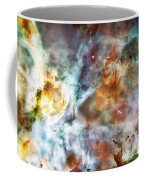 Star Birth In The Carina Nebula  Coffee Mug by Jennifer Rondinelli Reilly - Fine Art Photography