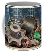 Star Gears Coffee Mug