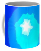 Star In The Morning Sky - Painting Like Photograph Of The Sun In The Morning Sky Coffee Mug