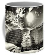Star Light At City Hall Coffee Mug