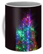 Star Like Christmas Lights Coffee Mug