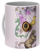 Star Map Coffee Mug
