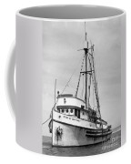 Star Of Monterey In Monterey Harbor Circa 1948 Coffee Mug