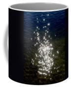 Star Reflection In The Water Coffee Mug