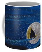 Star Sailing By Jrr Coffee Mug by First Star Art