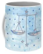 Star Sign Libra Coffee Mug