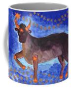 Star Sign Taurus Coffee Mug