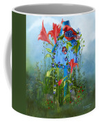 Star Spangled Birdie Coffee Mug