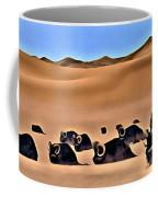 Star Wars Desert Animals Coffee Mug