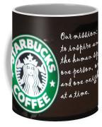 Starbucks Mission Coffee Mug