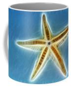 Starfish Art Coffee Mug by Kaye Menner