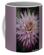 Fireworks Dahlia Coffee Mug