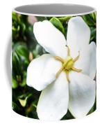 Starfish Gardenia  Coffee Mug