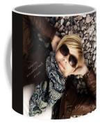Stargazing At Noon Coffee Mug