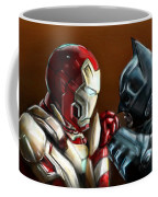 Stark Industries Vs Wayne Enterprises Coffee Mug