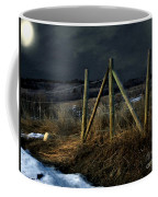 Starless Canadian Sky Coffee Mug