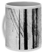 Starlight Behind The Trees Coffee Mug