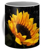 Starlight Sunflower Coffee Mug
