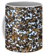 Starling Swarm Coffee Mug