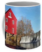 Starr's Mill In Senioa Georgia Coffee Mug