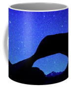 Starry Arch At Mobius Arch, Alabama Coffee Mug