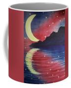 Starry Lake Coffee Mug