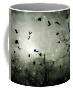 Starry Night Reflections Coffee Mug