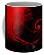 Stars Locked In Immortal Embrace Coffee Mug
